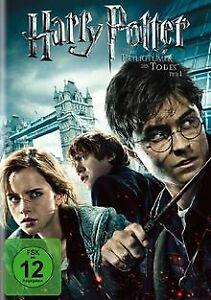 Harry-Potter-und-die-Heiligtuemer-des-Todes-Teil-1-von-D-DVD-Zustand-gut
