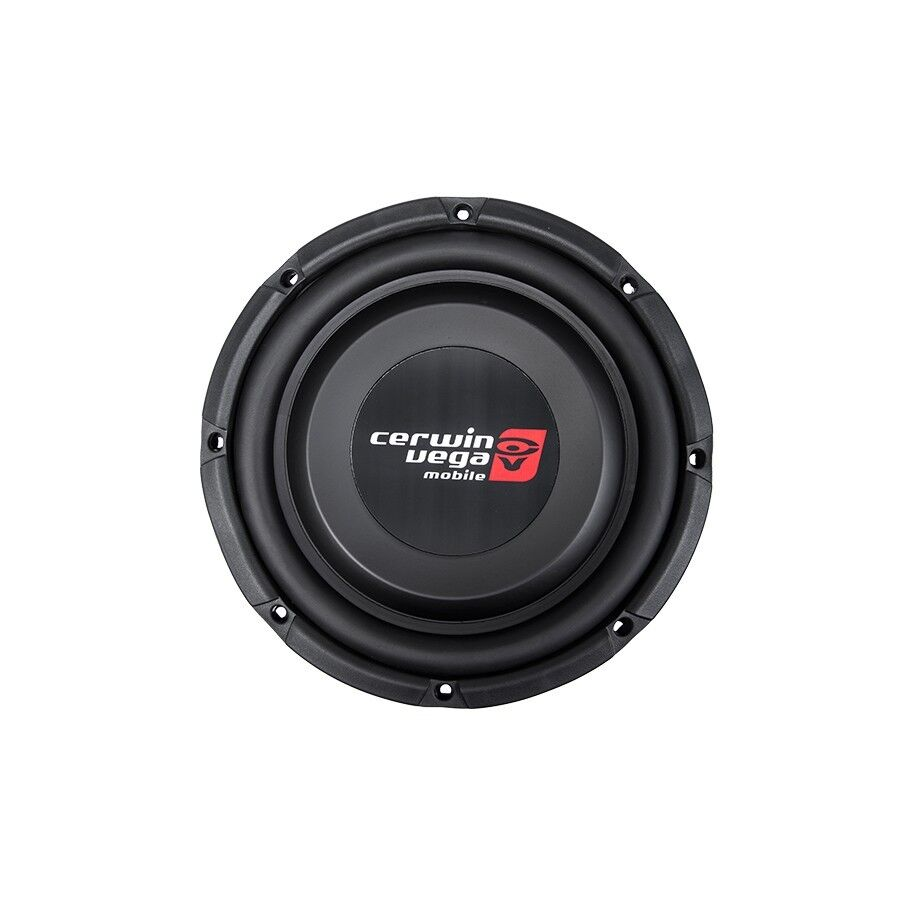 CERWIN VEGA VPS104D Pro Shallow 600 Watts Max 10-Inch Dual Voice Coil Subwoofer 4 Ohms//300Watts RMS Power Handling