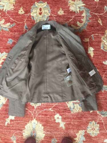 Bnwot Trouser 8 Suit 10 Size Linen Libra wxHASnUaU