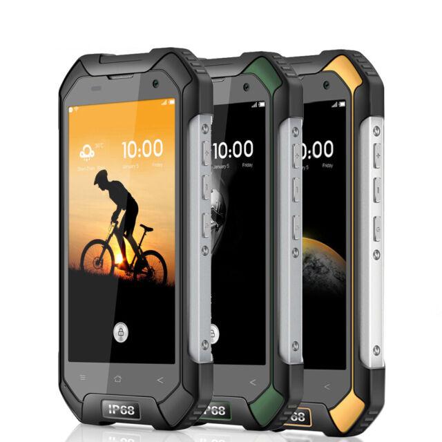 Ruggear Rg500 Rugged Smartphone Ip68