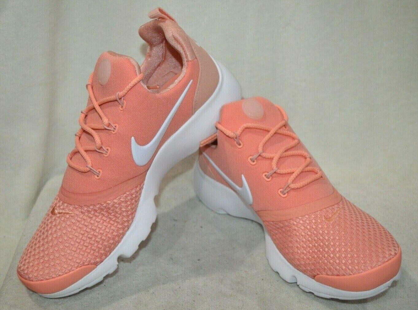Nike Presto Fly se Crimson Bliss WHT Femmes Baskets-Asst Tailles Neuf Avec Boîte 910570-603