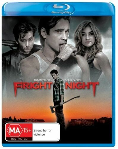 1 of 1 - Fright Night (Blu-ray, 2012) 'EX RENTAL'