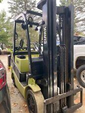 2010 Clark 5000 Forklift Used 8100 Hours 1500 Or Best Offer