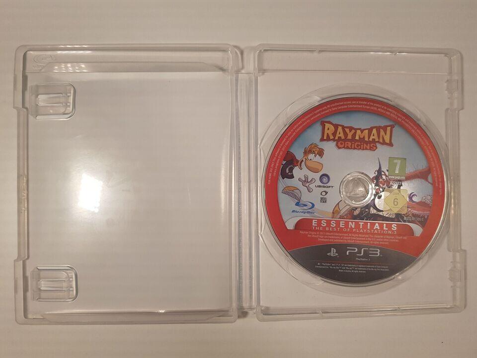 Rayman Origins, PS3