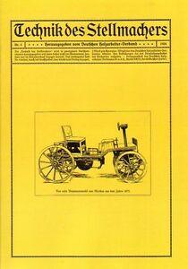 Technik-des-Stellmachers-Nr-4-1924-Karosseriebau-Kabriolett-Schneeschuhe-NEU