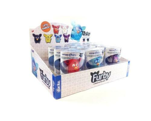 Furby T8834 Funky Feet Furby Childrens Assorted Wind Up Party Bag Toy New