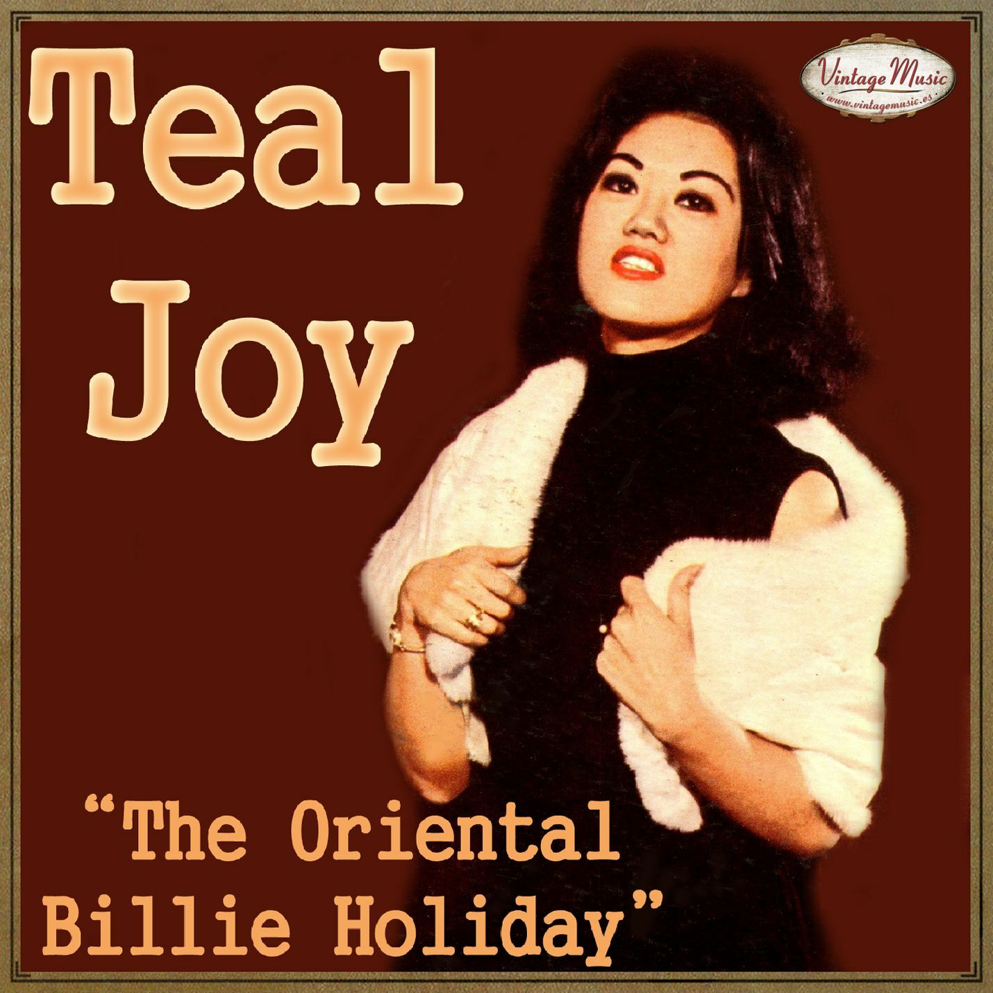 Teal Joy - TEAL JOY Vocal Jazz. The Oriental Billie Holiday , But Beautiful ... - CD