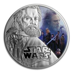 Niue-2017-1-OZ-Silver-Proof-Coin-Star-Wars-The-Last-Jedi-Luke-Skywalker