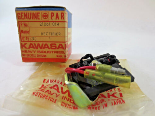 NOS KAWASAKI 72 H2 750 Rectifier H1 500 73-75
