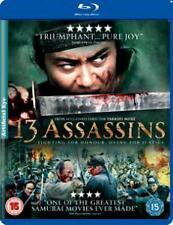 13 ASSASSINS - BLU-RAY - REGION B UK