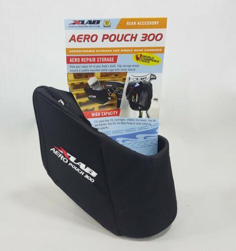 Black XLab Aero Pouch 300 Small Tool Repair Saddle Bag For Delta 300//400//Sonic