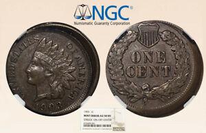 1903-1C-Indian-NGC-AU58-10-O-C-Mint-Error-RicksCafeAmerican-com