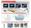 "thumbnail 8 - 95""Faux Teak EVA Foam Boat Decking Sheet Mat Large Deluxe Marine Yacht Flooring"