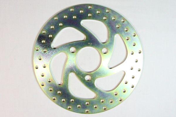 Pour Can-Am Spyder ST-S (Étriers/Compas Brembo) 13>15 EBC avant Gauche