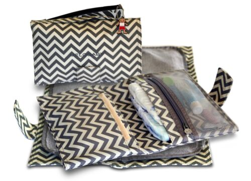 Melobaby All in One Baby Changing Wallet with Mat