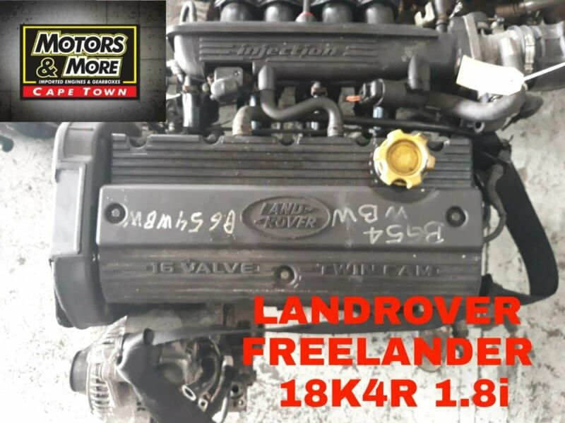 Landrover Discovery 18K4F 1.8 Engine For Sale No Trade in Needed