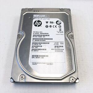 HP 628180-001 3TB 3G SATA 7.2K 3.5IN MDL Hard Drive