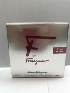 F-Pour-Homme-by-Salvatore-Ferragamo-3-4-oz-100-ml-Eau-de-Toilette-Spray-Men