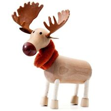 Moose - Wood Toy with flexible limbs || by ANAMALZ