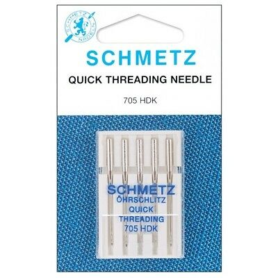 130//705 H Size 120//19 Carded SCHMETZ Universal Household Sewing Machine Needles