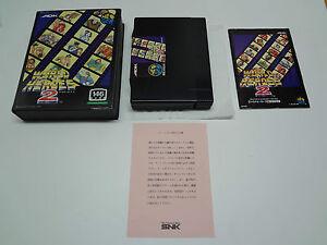 World-Heroes-2-SNK-Neo-Geo-AES-Japan