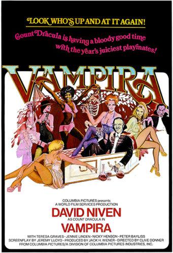 Movie Poster Vampira 1974