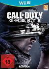 Call of Duty: Ghosts (Nintendo Wii U, 2013, DVD-Box)