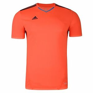 Details zu New Mens Adidas Climalite V Neck Training T Shirt Top Orange Fitness Gym