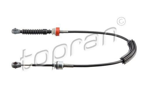 cajas de cambio con cable protección tubo izquierda Topranpolea para Renault 701 248
