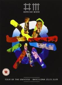 Depeche-Mode-Tour-Of-The-Universe-2Cd-2Dvd-CD-NEW