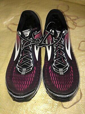 Running Shoes Black Pink 1202461B067
