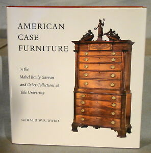 G Ward American Case Furniture At Yale University 1st