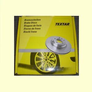 TEXTAR-Bremsscheiben-hinten-BMW-3-E30-258-mm