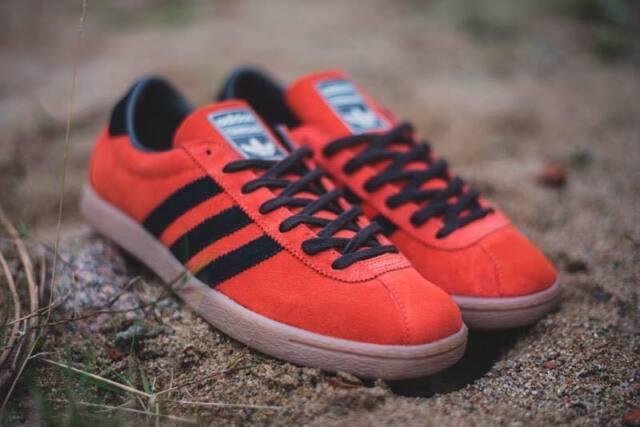 Adidas TRINIDAD uk8 8.5 9 9.5 2015 Island Series DEADSTOCK