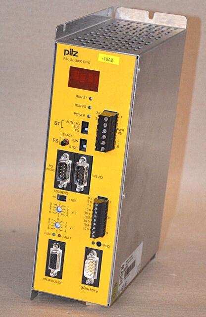 Pilz PSS SB 3006 DP-S 301460 SafetyBUS p  Vers.101885 3.0