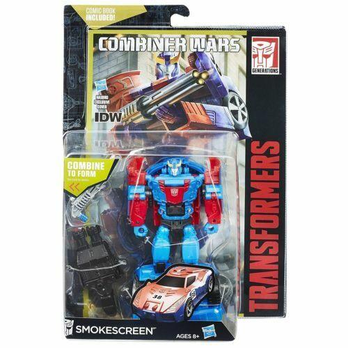 Transformers Titanes retorno cortina de humo