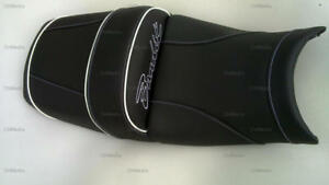 Sitzbank Sitz für Suzuki Bandit 650 1250 NEU beziehen Komfortsitzbank Stickerei