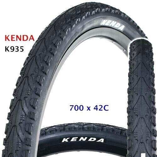"Kenda K-Shield Plus 26/"" 28/"" with Puncture Protection Reflex Bike Tyre Trekking"