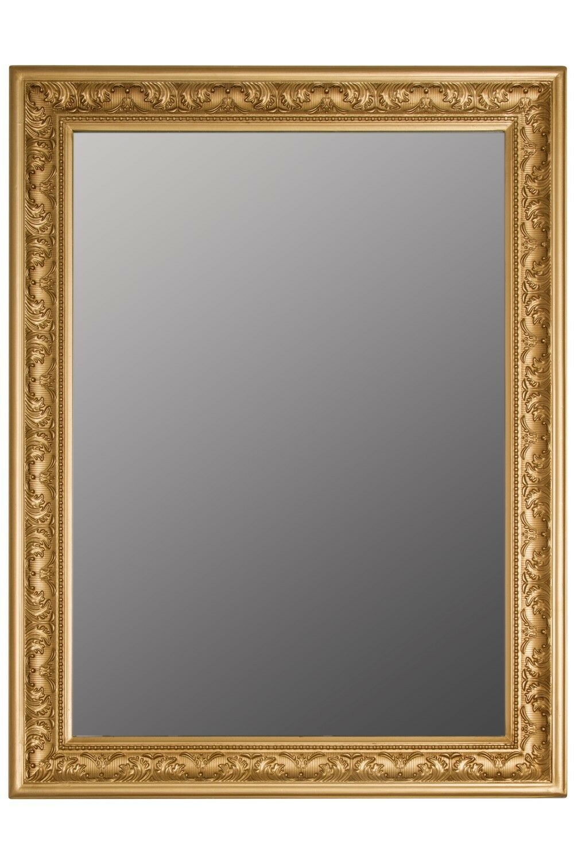 Miroir Mural Miroir Antique Baroque Facetté XL Miroirs Psychés Cadre en Bois