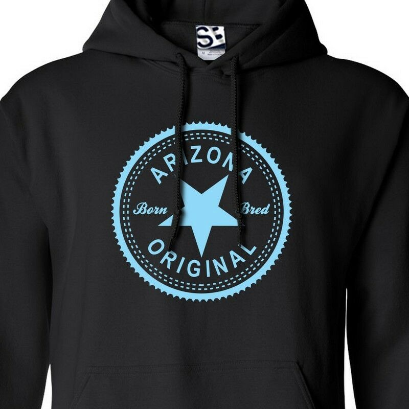 Arizona Original Inverse HOODIE - Hooded Born & BROT in Sweatshirt - All Farbes
