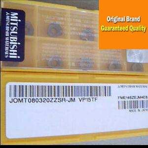 MITSUBISHI SOMT12T308PEER-JM VP15TF Carbide Insert 10PCS//Box New In Box
