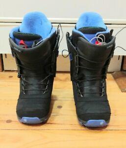 Image Is Loading Burton Womens Supreme Snowboard Boots Size 7 Infinite