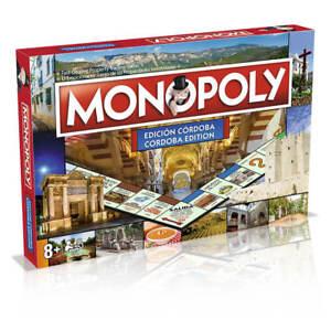 Monopoly-Edicion-Cordoba-Juego-de-Mesa-Version-en-Espanol-Ingles