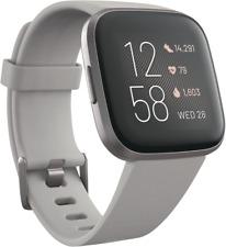 Artikelbild FITBIT Versa 2 Smartwatch Schrittzähler Herzfrequenz OLED Display WLAN Grau