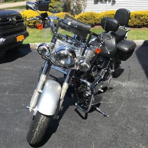 2003 Harley Davidson Fatboy Anniversary Edition Low Mileage Ebay