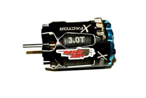Trinity Revtech X-Factor 3.0 Turn Tuned Brushless Mod Motor