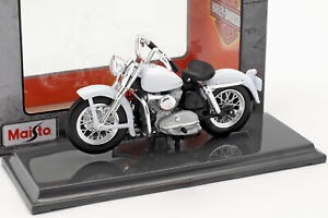 Harley-Davidson 2002 flstc heritage softail Classic 1:18 modelo de maisto