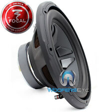 "FOCAL AUDITOR RIP-300S CAR 12"" SUB 800W HIGH POWER BASS SUBWOOFER SPEAKER NEW"
