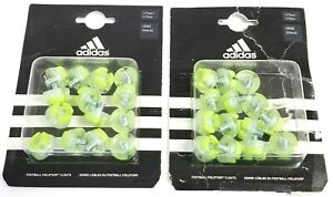 Adidas Field Turf Replacement Football Cleats Artificial Grass Soccer Set of 14