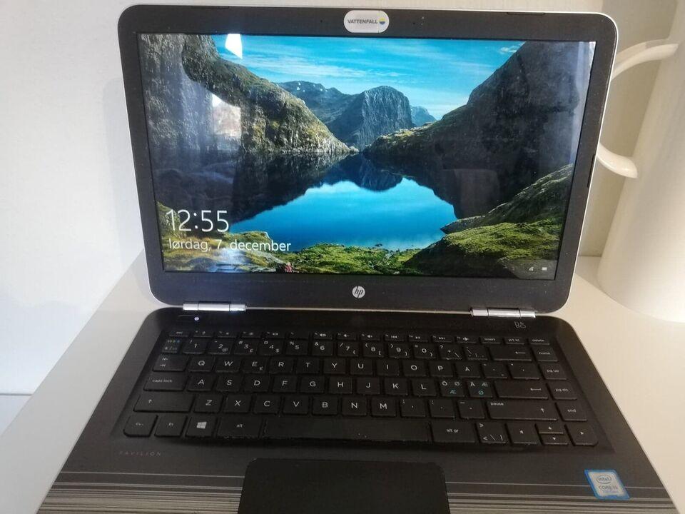 HP Notebook, 8 GB ram, 256 GB harddisk